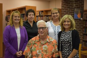 a picture of the 2018-19 middleburgh board of education