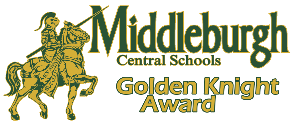 golden knight award logo