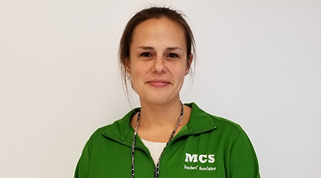 photo of Melinda Narzymski