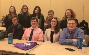 middleburgh fbla students
