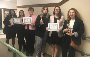 middleburgh fbla award winners