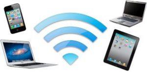 photo of internet connectivity